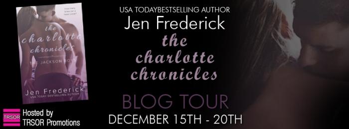 the charlotte chronicles blog tour