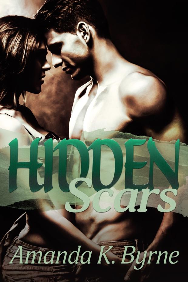 Hidden Scars by Amanda Byrne eCover RaineyCloud9